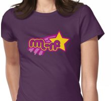 rm -rf * Womens Fitted T-Shirt