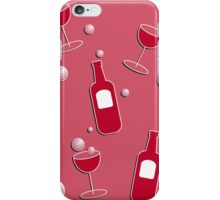 Sparkling Wine iPhone Case/Skin