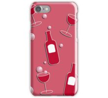 Sparkling Wine iPhone Case/Skin