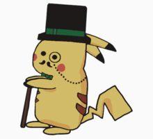 Posh Pikachu by Dazakip