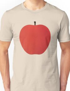 Simple Apple Unisex T-Shirt