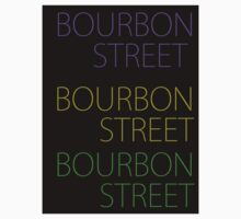 BOURBON STREET  One Piece - Long Sleeve