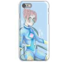 Space Suit Pearl !! iPhone Case/Skin