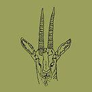 Gazelle by AndersHolmDK