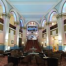 The Grand Hotel. Scarborough. by Lilian Marshall