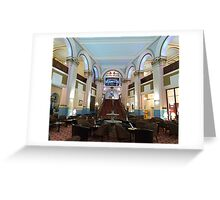 The Grand Hotel. Scarborough. Greeting Card
