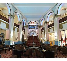 The Grand Hotel. Scarborough. Photographic Print
