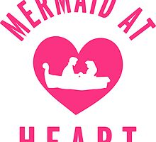 Mermaid At Heart by Look Human