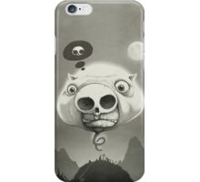The Holow Pig iPhone Case/Skin