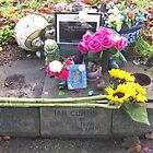 Ian Curtis Memorial by thepicturedrome