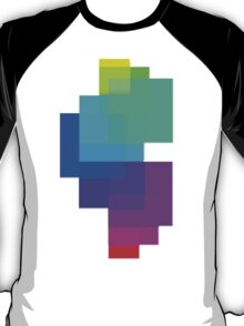 Color Squares T-Shirt