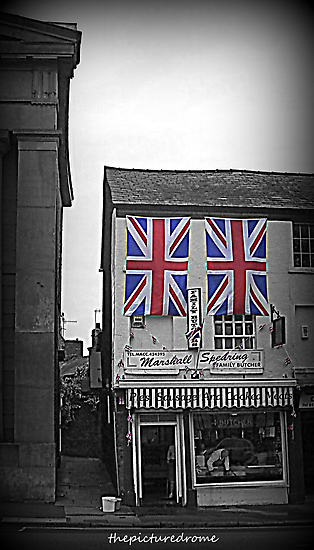 Union Jacks by thepicturedrome