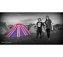 Download Festival Photographic Print