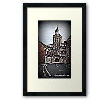 Congleton Framed Print
