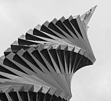 Panama F & F tower by MKStudio