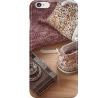 Travel still life iPhone Case/Skin