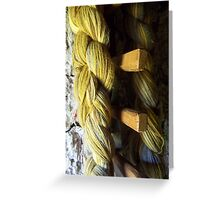 Rope & Knot Greeting Card