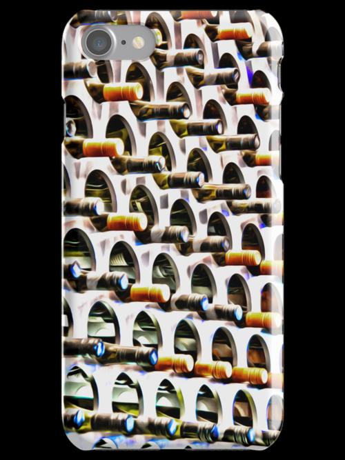 Wine Bottles by Michael Andersen
