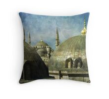Typical topic Throw Pillow