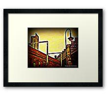 Castlefield Manchester Framed Print