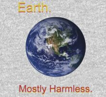 Earth: Mostly Harmless by shutupchloe