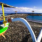 Traditional Balinese Fishing Boat by ZeamonkeyImages