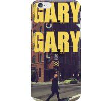 Gary 2002 iPhone Case/Skin