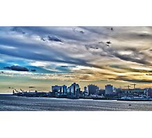 Downtown Halifax Photographic Print
