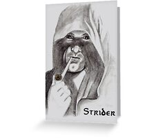 Strider  Greeting Card