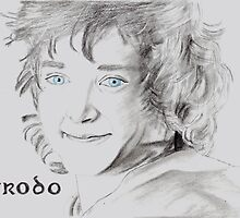 Frodo  by lauragr3
