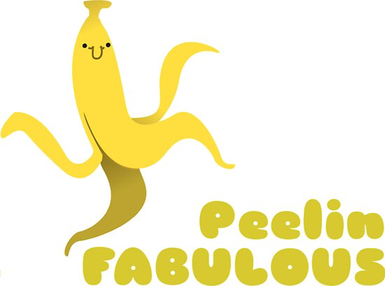 Peelin Fabulous (Just Peel) by Look Human