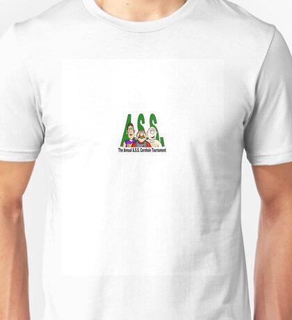 A.S.S. Cornhole Tournament Unisex T-Shirt