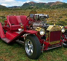 1917 Ford Custom Hot Rod by TeeMack