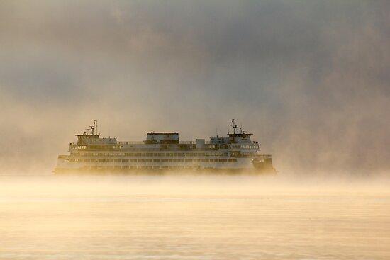 Ferry Boat by Will Rynearson