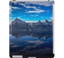 Rocky Island in the Blue iPad Case/Skin