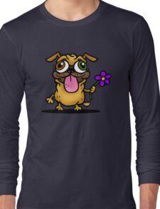 PUG PUG PUG Long Sleeve T-Shirt