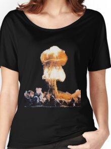 Eraser Women's Relaxed Fit T-Shirt