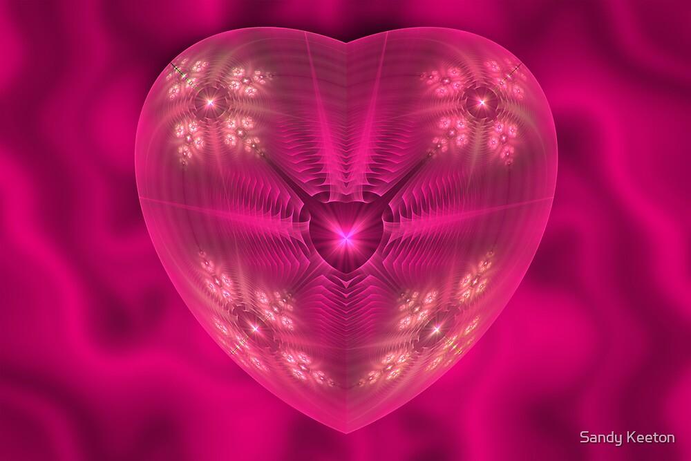 Gnarl Heart by Sandy Keeton