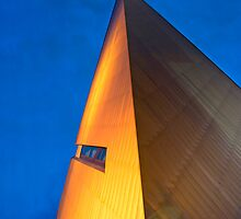Museum of Art by Michael Andersen