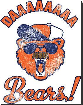Da Bears (Vintage) by Look Human