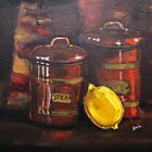 Copper and Lemon just another time by Anne Guimond
