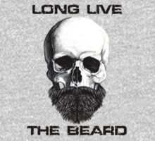 Long Live The Beard by rosebudcassidy