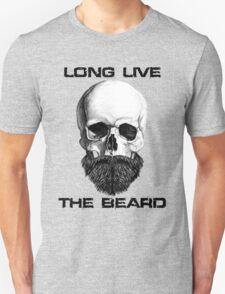 Long Live The Beard Unisex T-Shirt