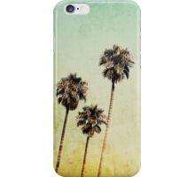 Palm Trees II iPhone Case/Skin