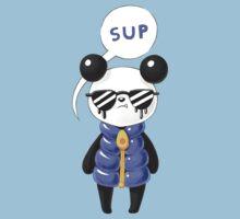 Sup Panda Baby Tee