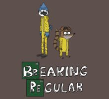 Breaking Regular by Barton Keyes