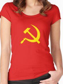 Communism Women's Fitted Scoop T-Shirt