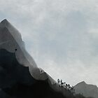 Mountain  by suewen
