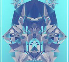 Symmetrical Crystal Case by zarkg119