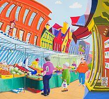 Daventry Market by Nina  Cashmore